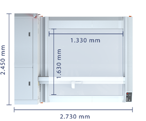 eurolaser zapadel m1600 laser specifications